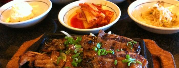 DJK Korean Restaurant is one of Kimmy 님이 좋아한 장소.