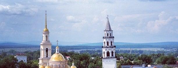 Невьянская Башня is one of Dmitryさんの保存済みスポット.