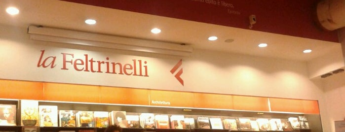 La Feltrinelli Libri e Musica is one of Bookstores & Libraries.