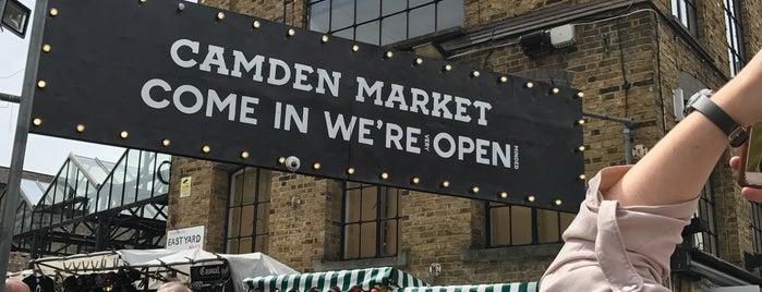 Camden Town is one of Lugares favoritos de Animz.