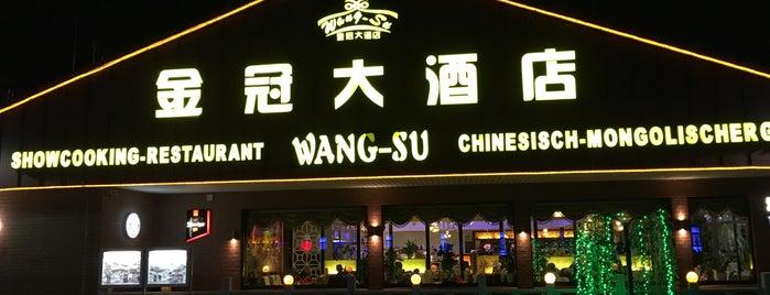 Wang-Su is one of Locais curtidos por Jana.