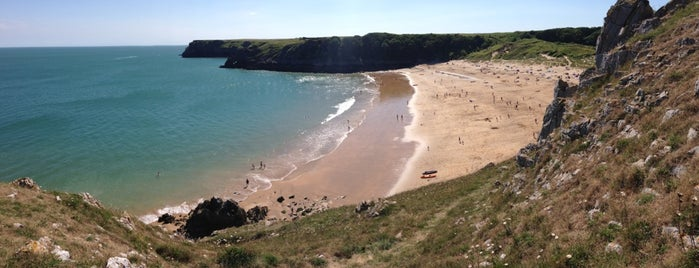 Barafundle Bay is one of Woot!'s Wales Hot Spots.