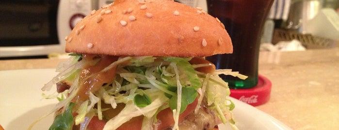 Wanto Burger is one of Kobe-Japan.