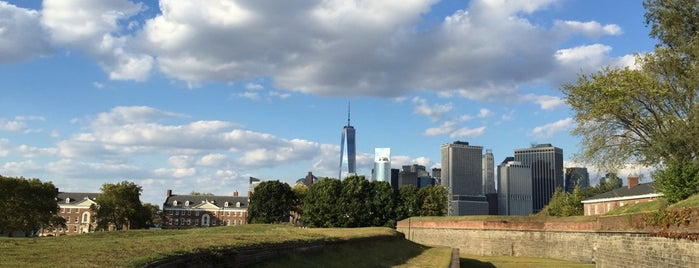 Governors Island is one of NYC Brooklyn.