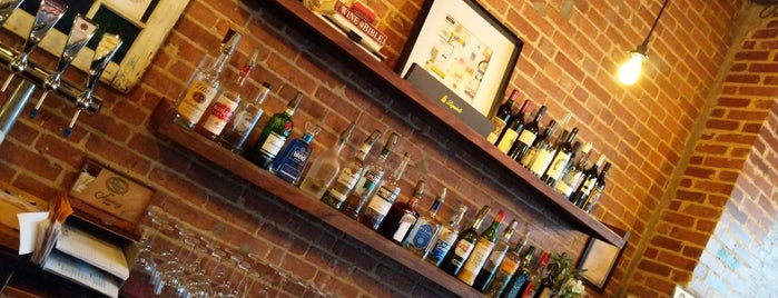 The Pursuit Wine Bar is one of DC cool bar list.