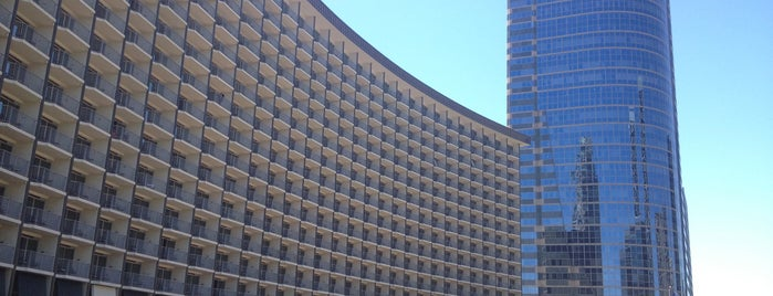Hyatt Regency Century Plaza is one of eracle.