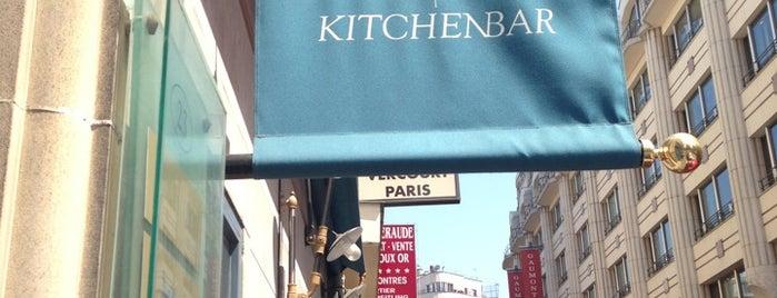 Mojo Kitchenbar is one of Les 400 lieux branchés de Paris : Boire.