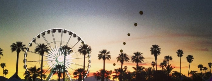 Coachella Valley Music and Arts Festival is one of USA.