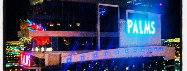Palms Casino Resort is one of Vegas 4 Christmas!.