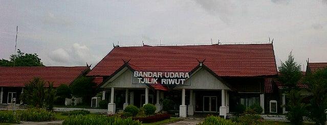 Bandar Udara Tjilik Riwut (PKY) is one of Airport ( Worldwide ).