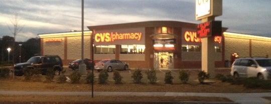 CVS pharmacy is one of Graham : понравившиеся места.