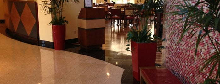 Marriott at Research Triangle Park is one of Favorite Marriott Hotels.