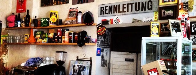 Keirin Cycle Culture Café is one of Must Do Berlin.