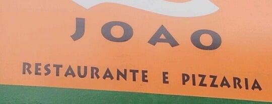 Maria João - Restaurante e Pizzaria is one of Alphaville.