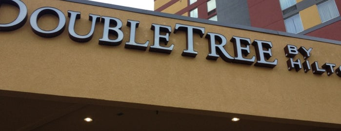 DoubleTree by Hilton is one of Chatanooga To-Do List.