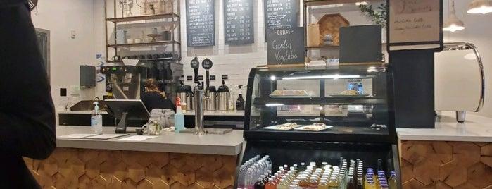 New Holland Coffee Co. is one of Kurtis : понравившиеся места.