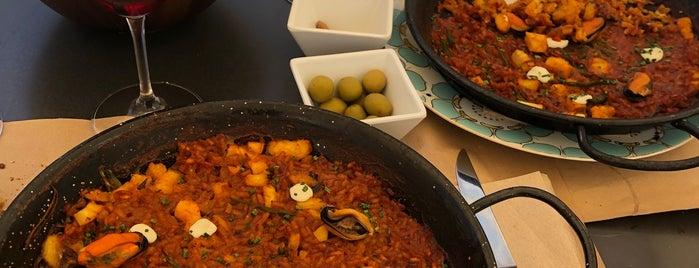 La Central Gastro is one of Vigo.
