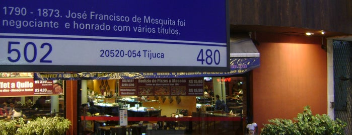 Via 502 is one of Favorite Food.