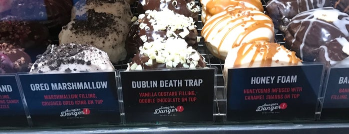 Aungier Danger is one of Dublin.