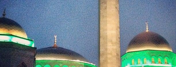 Мечеть «Ар-Рахма» is one of Hatemさんの保存済みスポット.