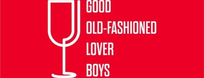 Good Old-Fashioned Lover Boys Bar is one of Где выпить?.