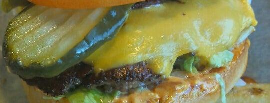 Killer Burger is one of Orte, die Maggie gefallen.