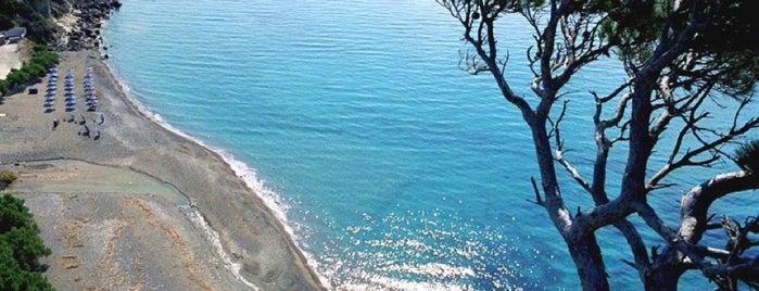 Agia Fotia Beach is one of Posti che sono piaciuti a Anthi.