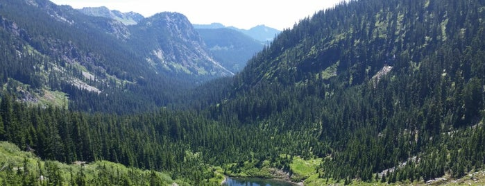 Snow Lake Trailhead is one of Hiking 2015.