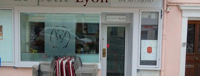 Le petit Lyon is one of Posti che sono piaciuti a Tawfik.
