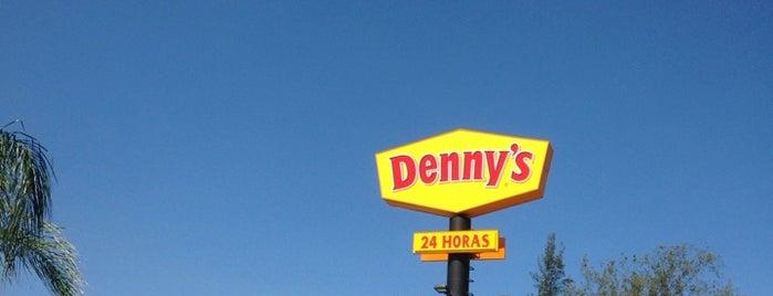 Denny's is one of Lugares favoritos de Edgar.