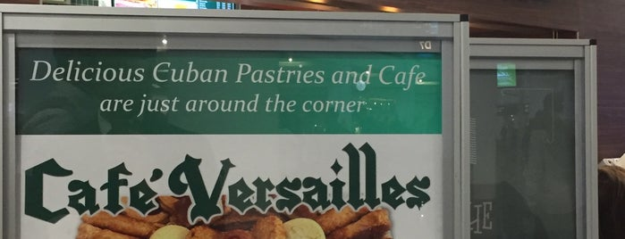 Café Versailles is one of Been there and did the damn thing!.