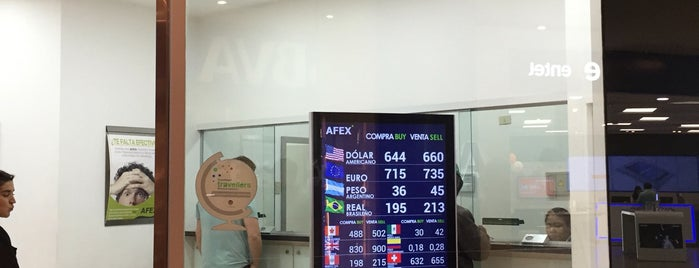 Afex is one of Minha Santiago (Chile).