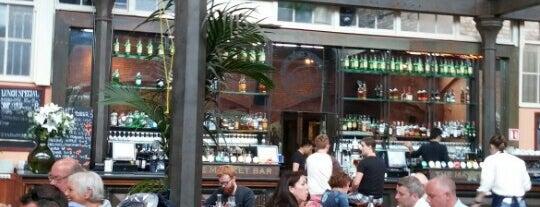 The Market Bar is one of Drinkin' Dublin.