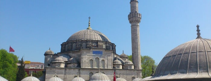 Sokullu Mehmed Paşa Camii is one of Istanbul not Constantinople.