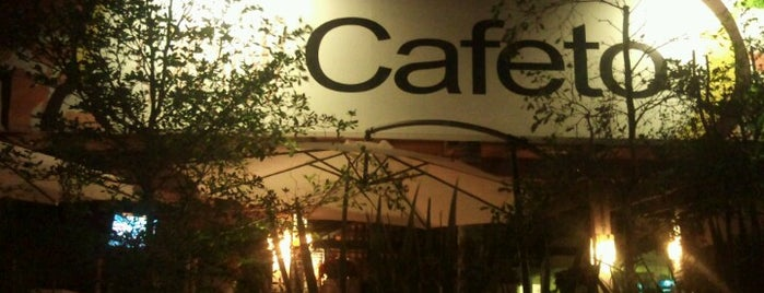 Cafeto is one of Lugares guardados de Isra.