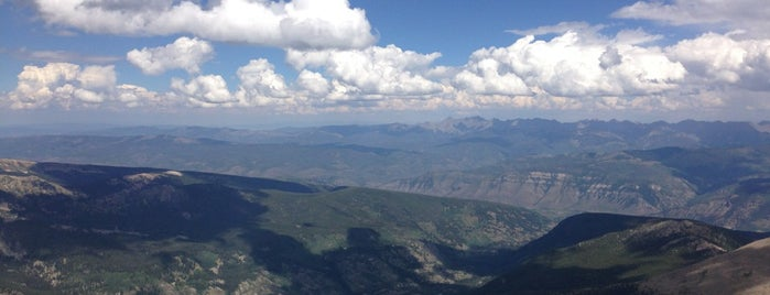Holy Cross - Summit is one of 14ers.