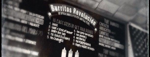 Burritos Revolucion is one of Nik : понравившиеся места.