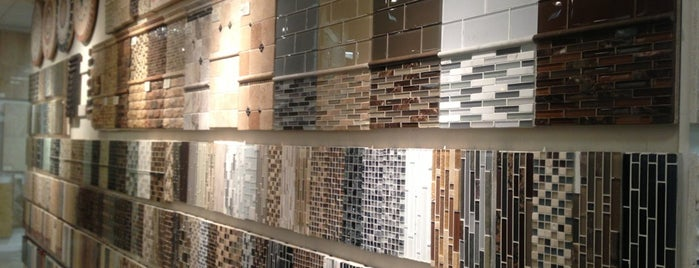 Wayne Tile Company Outlet is one of Lista rivenditori.