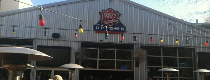 Katy Trail Ice House is one of Must-visit Nightlife Spots in Dallas.