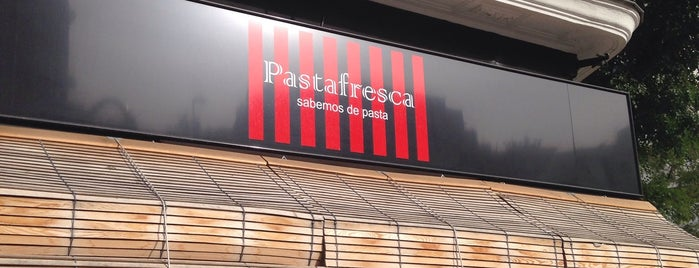 Pasta Fresca is one of Madrid.
