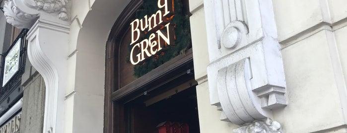 Bump Green is one of Gespeicherte Orte von Irene.