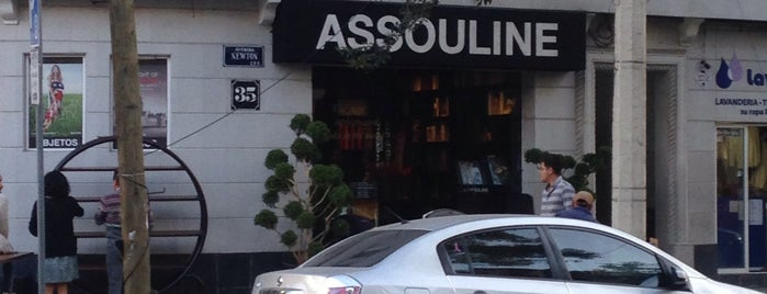 Assouline is one of Mexico City.