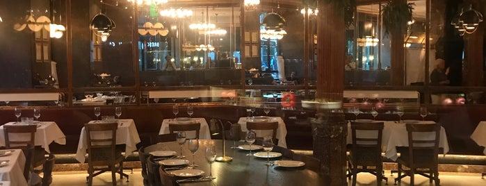 Café Comercial is one of Nuevo Barrio.