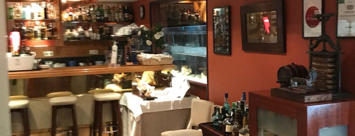 Restaurante Aderezo is one of Madrid.