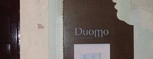 Ristorante Il Duomo is one of Marcus 님이 좋아한 장소.