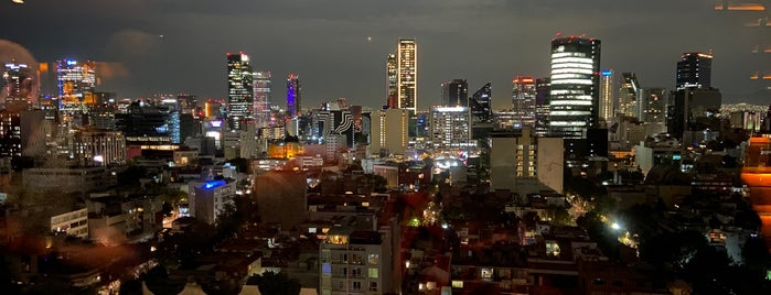 Supra Rooftop is one of MEXICO CITY..