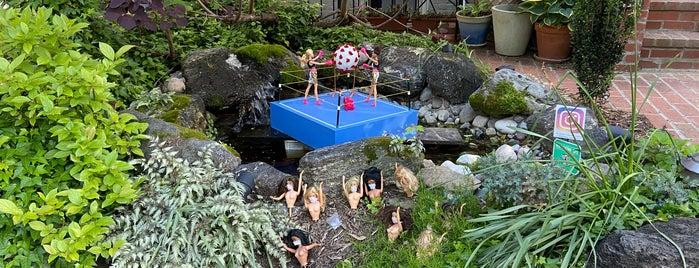Barbie Pond is one of Tempat yang Disukai Allison.