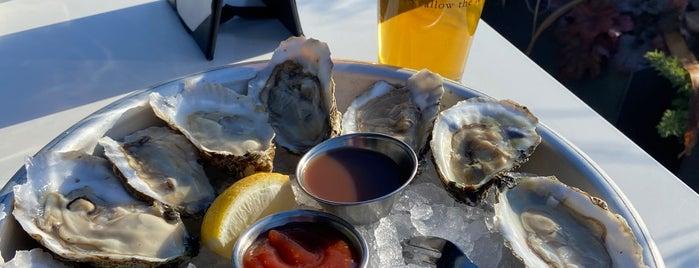 Rappahannock Oyster Bar is one of D.C. Bars.