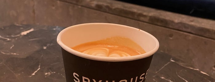 Spyhouse Coffee is one of Minneapolis.