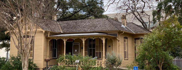 O. Henry House and Museum is one of Austin Adventures.